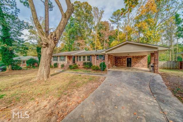 3274 Briarcliff Rd, Atlanta, GA 30345 (MLS #8692782) :: The Heyl Group at Keller Williams