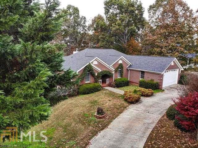 377 Ridgeview Trail, Ellijay, GA 30536 (MLS #8692810) :: Team Cozart