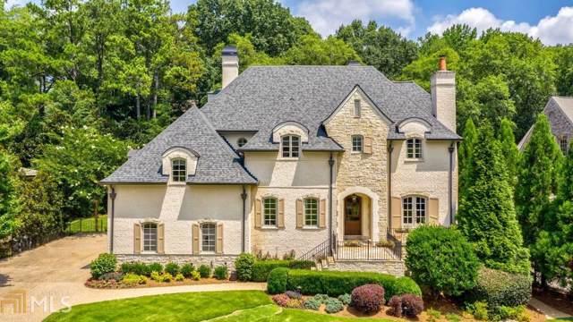 770 Brook Park Pl, Atlanta, GA 30342 (MLS #8693070) :: RE/MAX Eagle Creek Realty