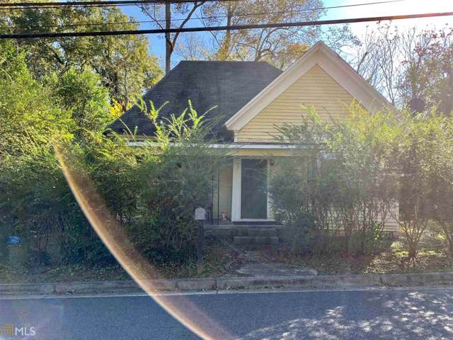 77 Savannah Ave, Newnan, GA 30263 (MLS #8693145) :: Rettro Group