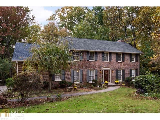 5098 Vernon Oaks Dr, Dunwoody, GA 30338 (MLS #8693181) :: Royal T Realty, Inc.