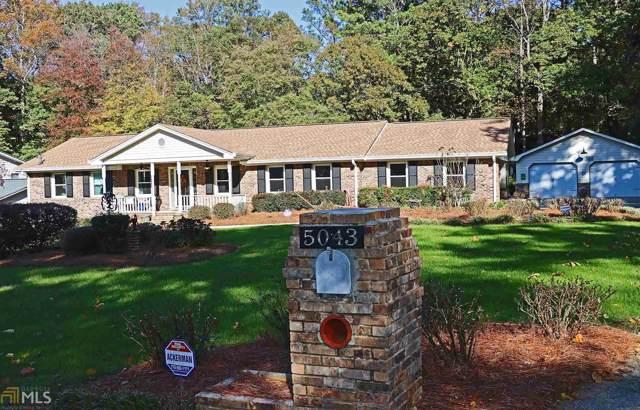 5043 Fox Forest Cir, Lilburn, GA 30047 (MLS #8693232) :: Bonds Realty Group Keller Williams Realty - Atlanta Partners