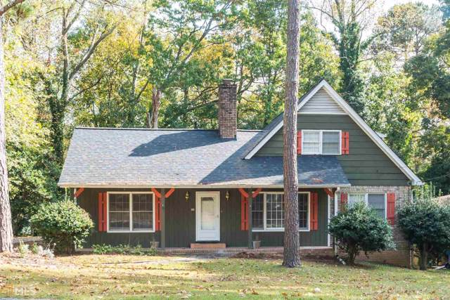 2436 Santa Rosa Dr, Atlanta, GA 30331 (MLS #8693235) :: Royal T Realty, Inc.