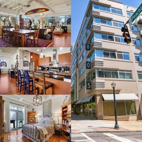 805 Peachtree St #512, Atlanta, GA 30308 (MLS #8693244) :: Athens Georgia Homes
