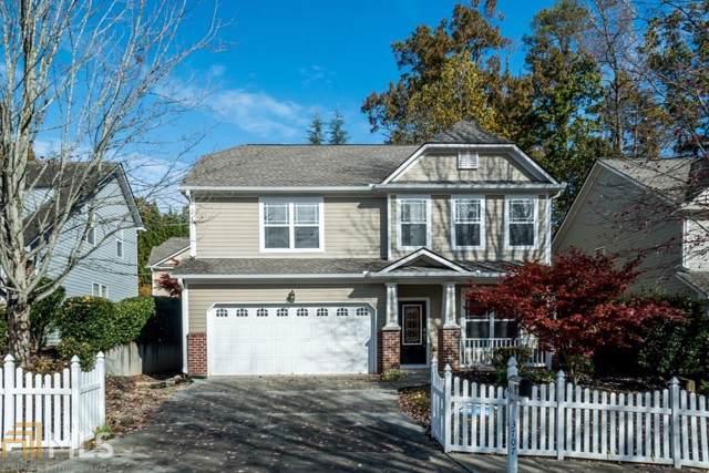 3707 Livery Ln, Cumming, GA 30040 (MLS #8693260) :: Buffington Real Estate Group