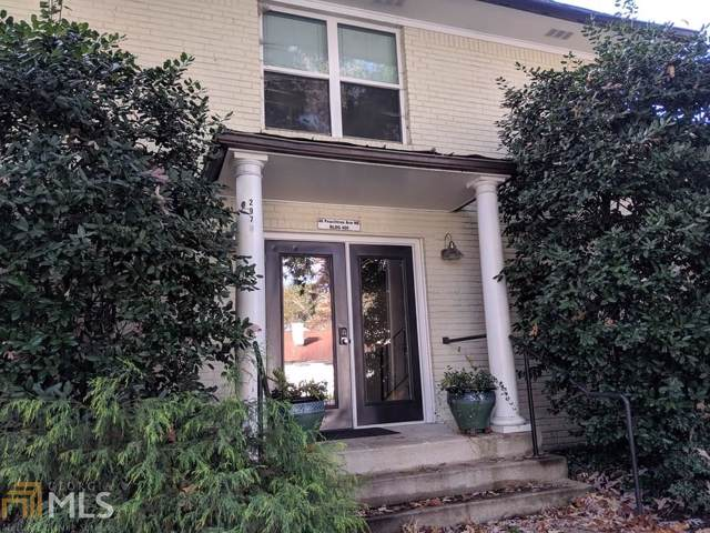 48 Peachtree Avenue Ne #427, Atlanta, GA 30305 (MLS #8693342) :: Scott Fine Homes