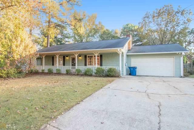 5910 Brassie Ridge, Ellenwood, GA 30294 (MLS #8693384) :: The Heyl Group at Keller Williams