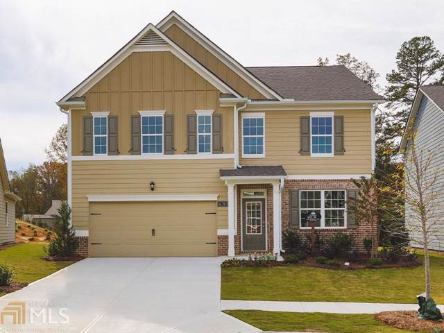72 Fallen Oak Dr, Dallas, GA 30132 (MLS #8693408) :: Buffington Real Estate Group