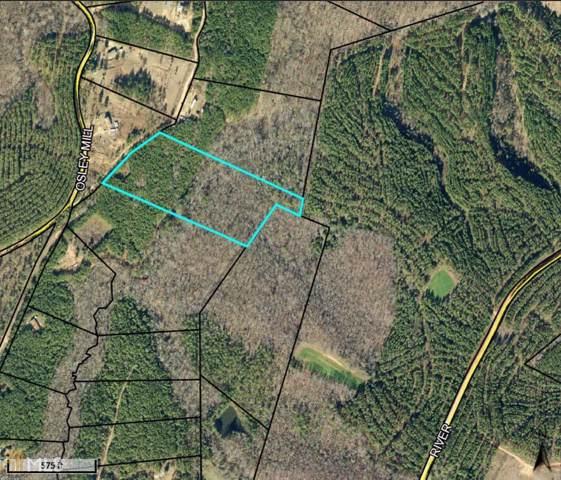 00 Osley Mill Rd, Comer, GA 30629 (MLS #8693424) :: Buffington Real Estate Group