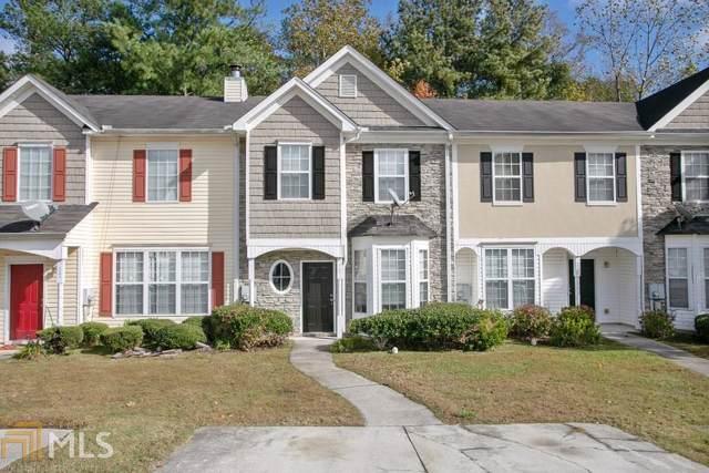 6106 Camden Forrest Cove, Riverdale, GA 30296 (MLS #8693449) :: Rettro Group