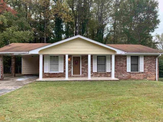 5500 Deerfield Trl, Atlanta, GA 30349 (MLS #8693488) :: Buffington Real Estate Group