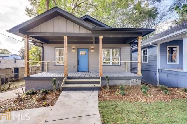 1253 Princess Ave, Atlanta, GA 30310 (MLS #8693497) :: Rettro Group