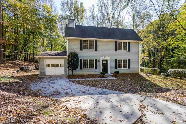 4160 River Club, Lilburn, GA 30047 (MLS #8693581) :: Buffington Real Estate Group