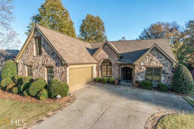 490 Johnson Rd, Suwanee, GA 30024 (MLS #8693611) :: Royal T Realty, Inc.