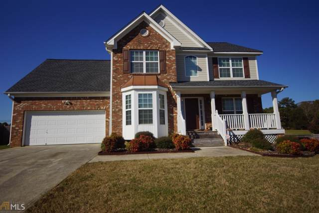 1015 Rozena Place, Loganville, GA 30052 (MLS #8693634) :: Buffington Real Estate Group