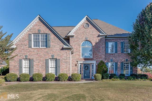 1705 Bucks Club Dr, Alpharetta, GA 30005 (MLS #8693682) :: John Foster - Your Community Realtor