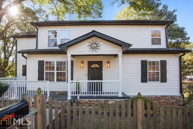 1461 Marbut Avenue, Atlanta, GA 30316 (MLS #8693693) :: Buffington Real Estate Group