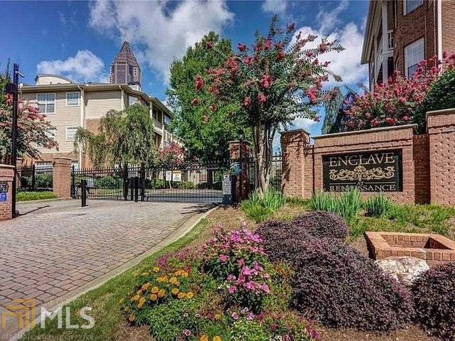 200 Renaissance Pkwy #224, Atlanta, GA 30308 (MLS #8693754) :: The Heyl Group at Keller Williams
