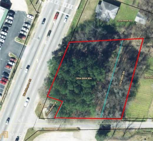 0 Washington St, Covington, GA 30014 (MLS #8693756) :: Bonds Realty Group Keller Williams Realty - Atlanta Partners