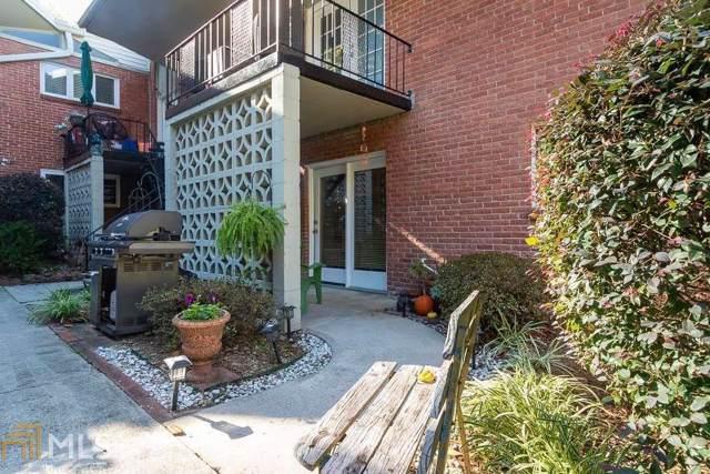 1822 N Rock Springs Rd Unit 9, Atlanta, GA 30324 (MLS #8693816) :: Athens Georgia Homes