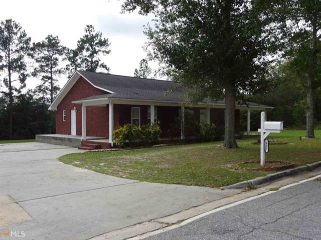 603 E James St, Claxton, GA 30417 (MLS #8693884) :: The Heyl Group at Keller Williams