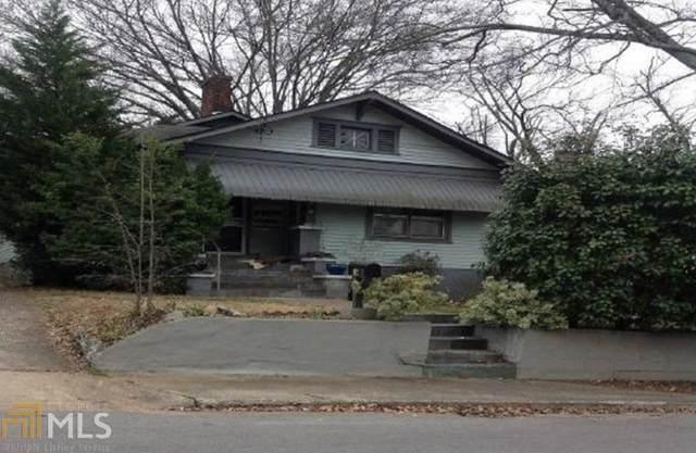 1460 Everhart St, Atlanta, GA 30310 (MLS #8693934) :: Rettro Group