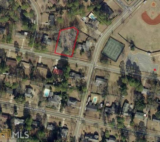 1603 Woodrow Ave, Dublin, GA 31021 (MLS #8693998) :: The Heyl Group at Keller Williams