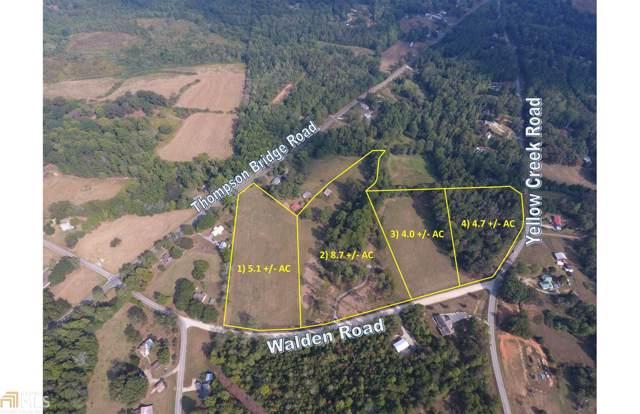 0 Yellow Creek Rd Lot 4, Murrayville, GA 30564 (MLS #8694019) :: Rettro Group