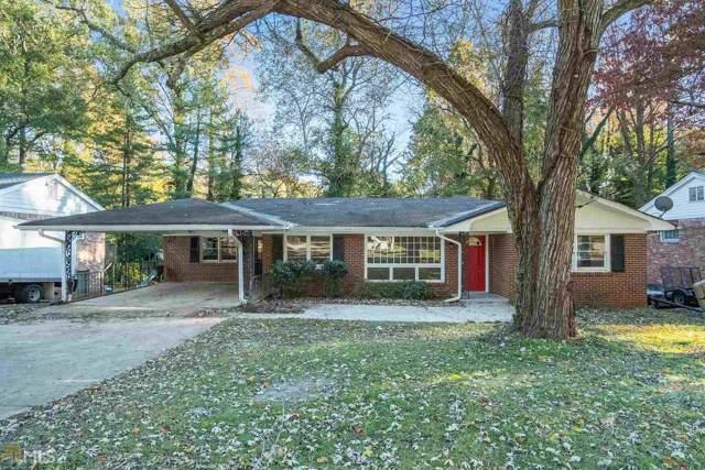 3169 Thrasher Cir, Decatur, GA 30032 (MLS #8694057) :: RE/MAX Eagle Creek Realty