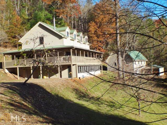 340 Harvest Cove Rd, Franklin, NC 28734 (MLS #8694079) :: Buffington Real Estate Group