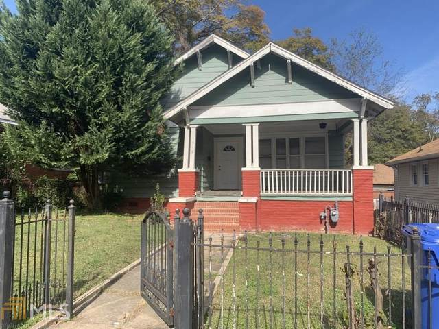 1319 Greenwich St, Atlanta, GA 30310 (MLS #8694096) :: Bonds Realty Group Keller Williams Realty - Atlanta Partners