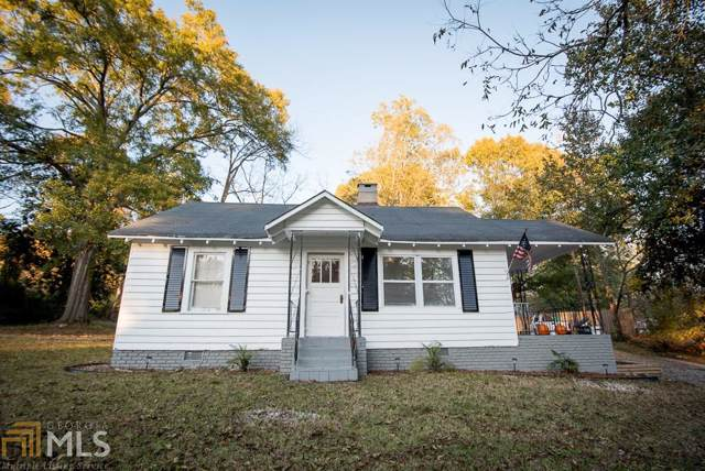 446 Almon Rd, Covington, GA 30014 (MLS #8694148) :: The Heyl Group at Keller Williams