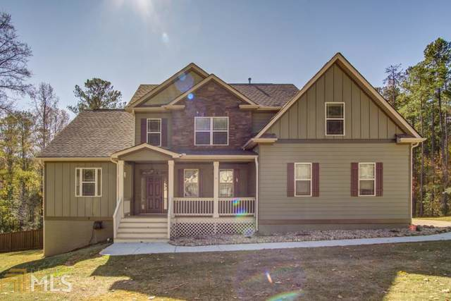 376 Timbercreek Estates Drive, Sharpsburg, GA 30277 (MLS #8694168) :: Team Cozart