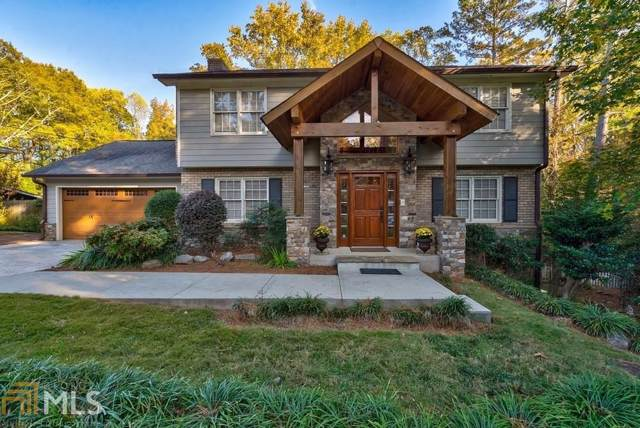 1180 Old Forge Drive, Roswell, GA 30076 (MLS #8694182) :: Royal T Realty, Inc.