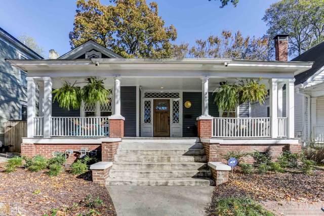 347 Josephine St, Atlanta, GA 30307 (MLS #8694283) :: Community & Council