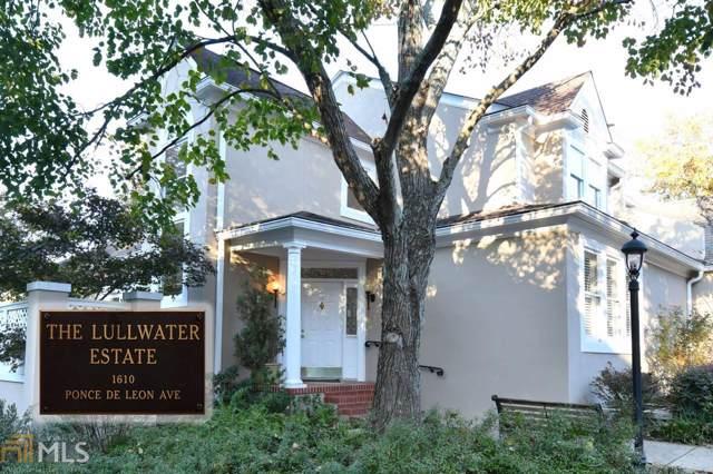 32 Lullwater Est, Atlanta, GA 30307 (MLS #8694303) :: Buffington Real Estate Group
