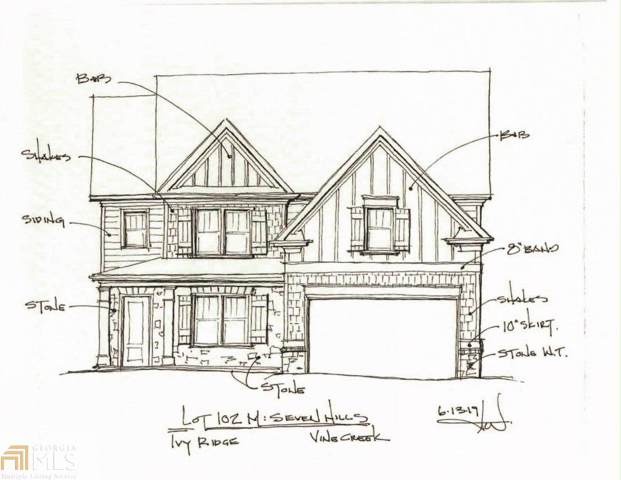 360 Cobblestone Trl, Dallas, GA 30132 (MLS #8694404) :: John Foster - Your Community Realtor