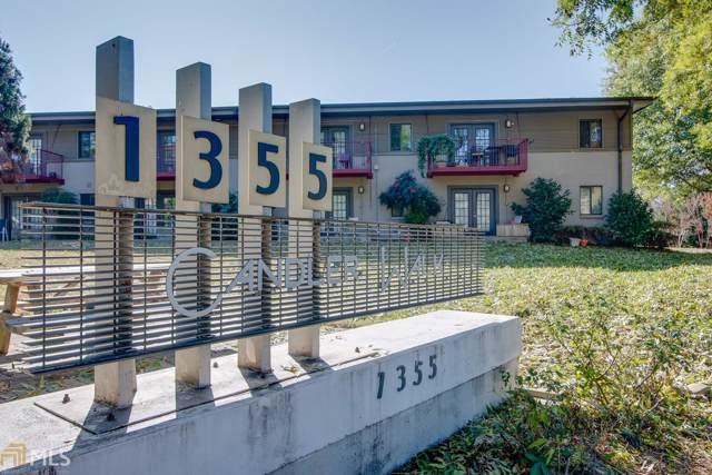 1355 Euclid Ave 6A, Atlanta, GA 30307 (MLS #8694439) :: Buffington Real Estate Group