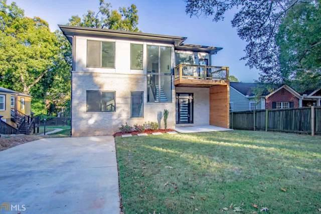 184 Clay St, Atlanta, GA 30317 (MLS #8694477) :: Rettro Group