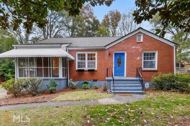 1570 Newton Avenue Se, Atlanta, GA 30316 (MLS #8694478) :: Buffington Real Estate Group