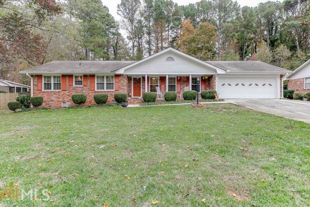5102 Maggie Dr, Stone Mountain, GA 30087 (MLS #8694479) :: The Heyl Group at Keller Williams