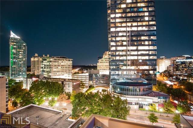3324 Peachtree Rd #1111, Atlanta, GA 30326 (MLS #8694489) :: Buffington Real Estate Group