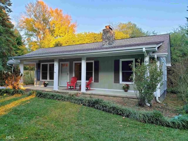 61 Faulkner, Cleveland, GA 30528 (MLS #8694683) :: Athens Georgia Homes