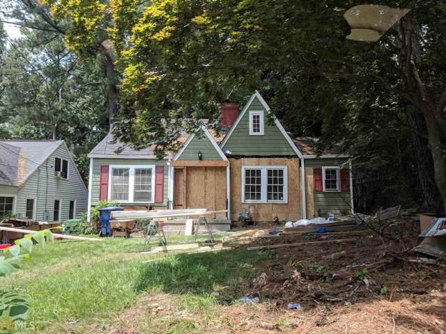 1667 Richland Rd, Atlanta, GA 30311 (MLS #8694798) :: Bonds Realty Group Keller Williams Realty - Atlanta Partners