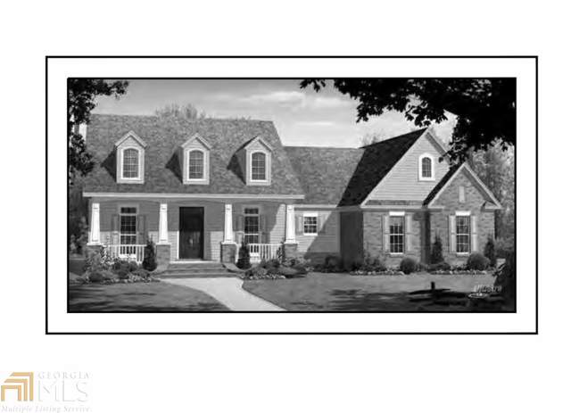 187 Burch Road, Fayetteville, GA 30215 (MLS #8694815) :: Buffington Real Estate Group