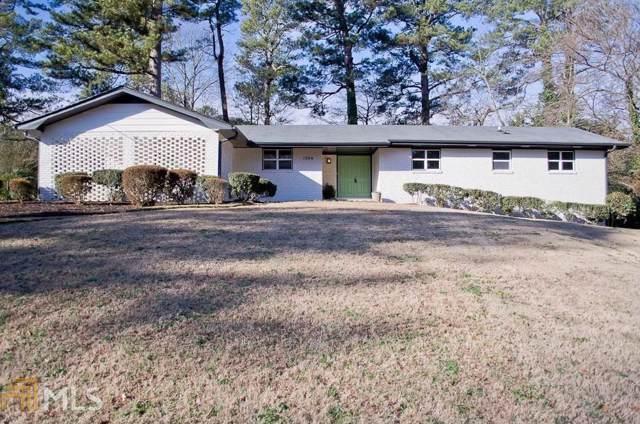 1264 Berkeley Rd, Avondale Estates, GA 30002 (MLS #8694879) :: RE/MAX Eagle Creek Realty