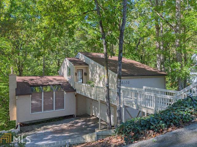 4688 SE Cherry Way, Marietta, GA 30067 (MLS #8694956) :: The Realty Queen Team