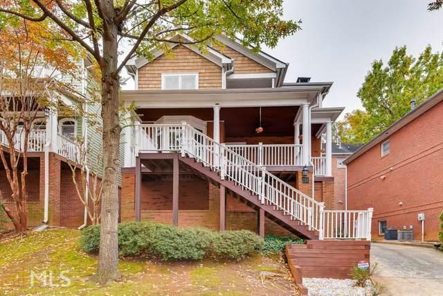 823 Saint Charles Avenue Ne #9, Atlanta, GA 30306 (MLS #8694957) :: Buffington Real Estate Group