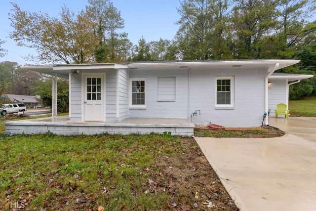 612 Smyrna Powder Springs Rd, Marietta, GA 30060 (MLS #8695057) :: Buffington Real Estate Group