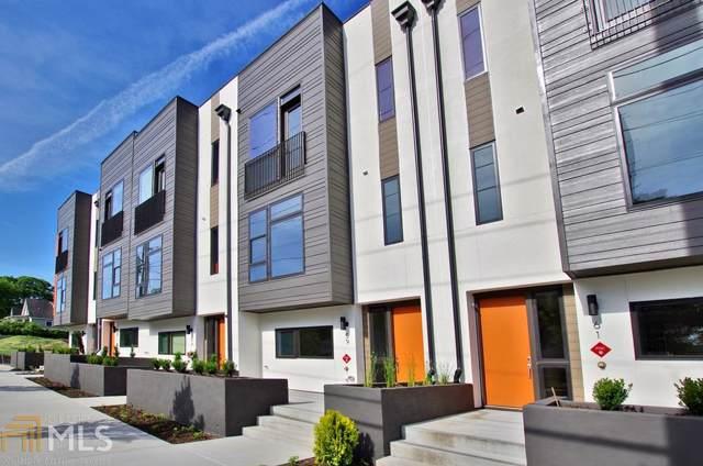 57 Reynolds Square Lane #5, Atlanta, GA 30307 (MLS #8695092) :: Buffington Real Estate Group